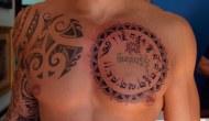 karl's tattoo